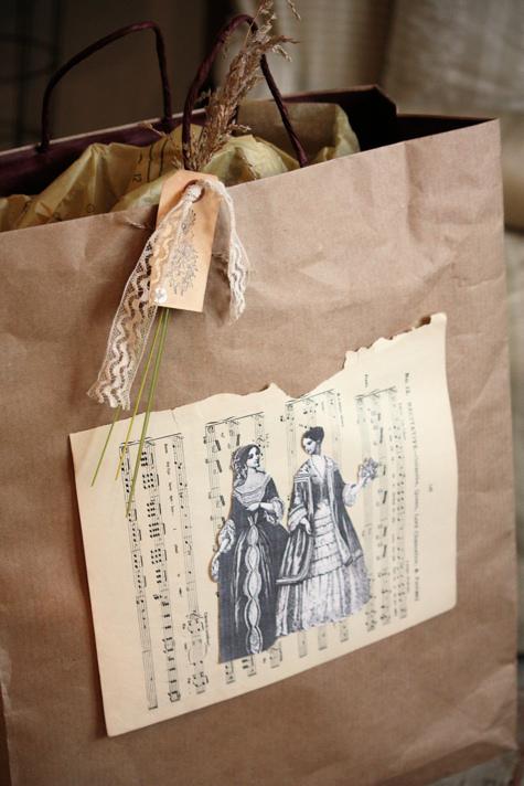 Simple Gift Bag 2