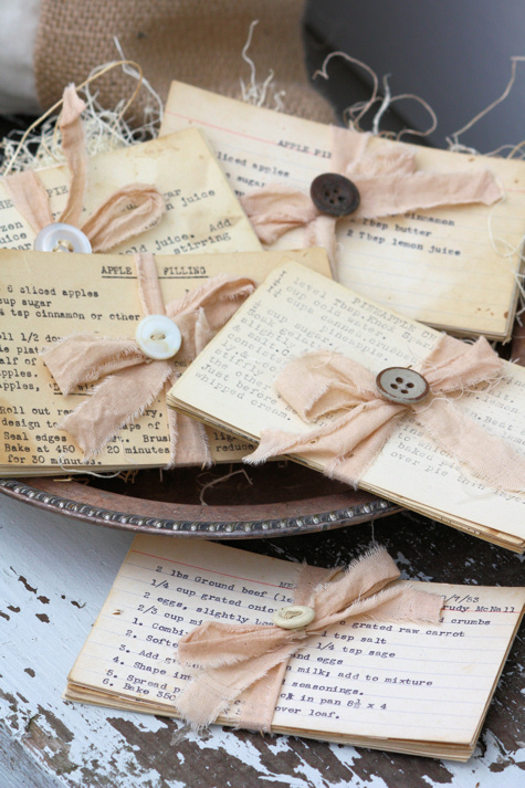 Recipe Card Bundles