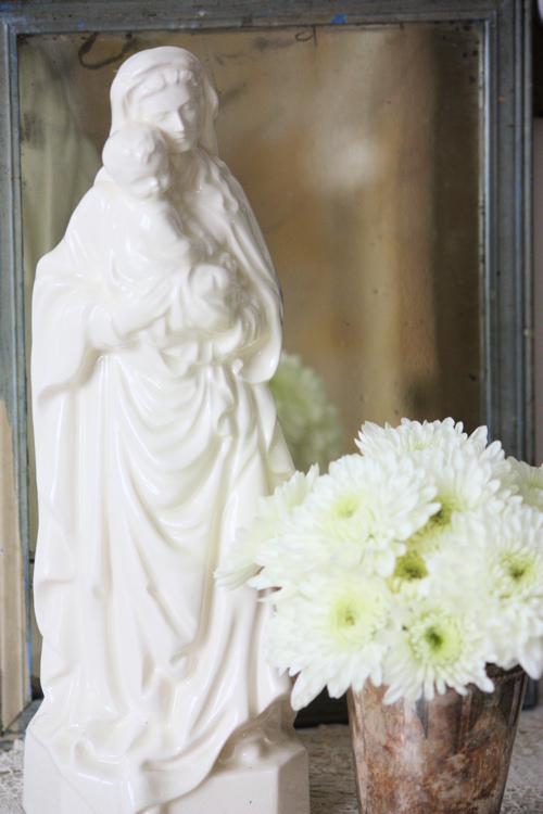 Madonna Statue 1