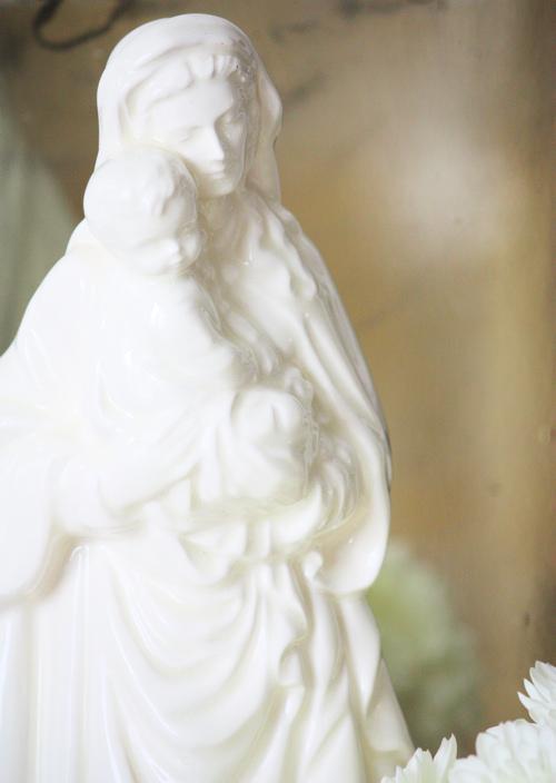 Madonna Statue 2