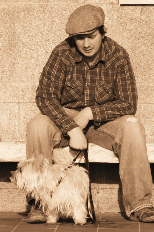 Josh and Renoir