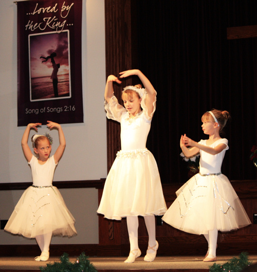 Destiney's Recital 5