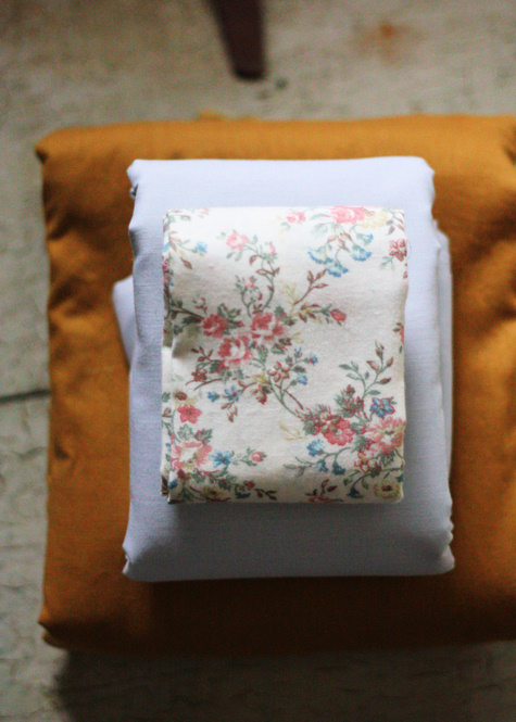 Vintage Fabric Stack 2