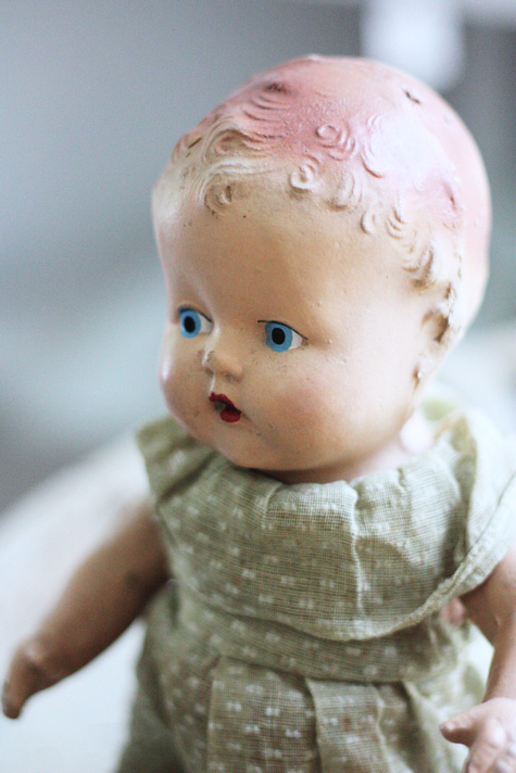 Antique Doll 2