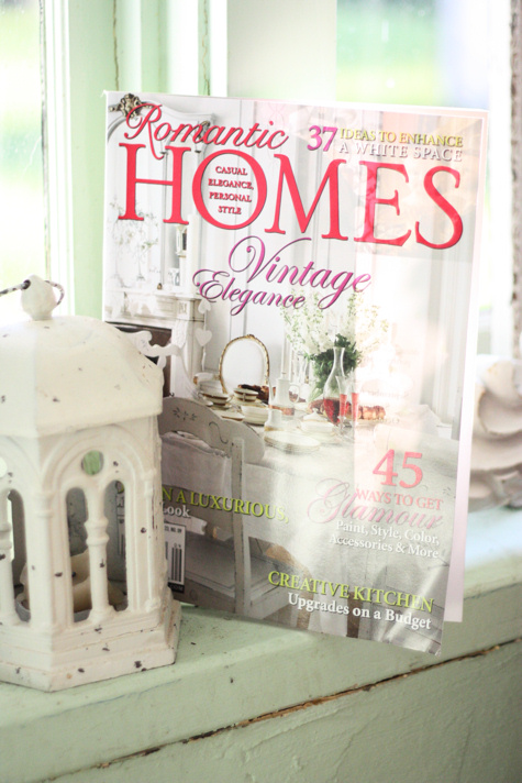 Romantic Homes Sept 2010