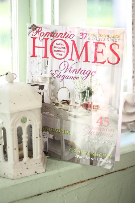 Romantic Homes Sept 2010