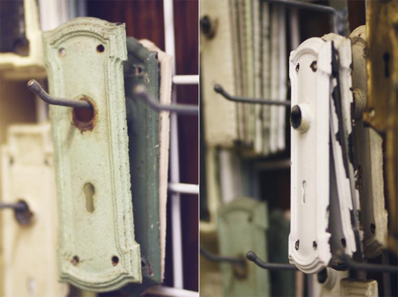 Vintage Key Plates 2