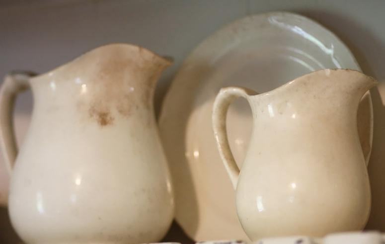 Ironstone Pottery