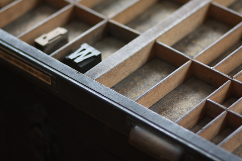 Printing Press Box 2