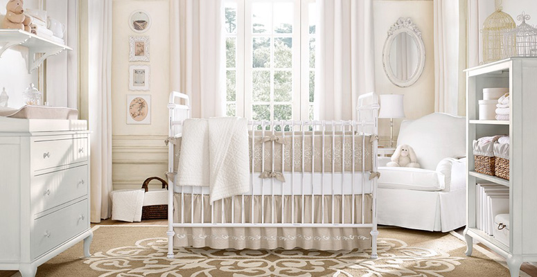 Restoration Hardware Nursery 1