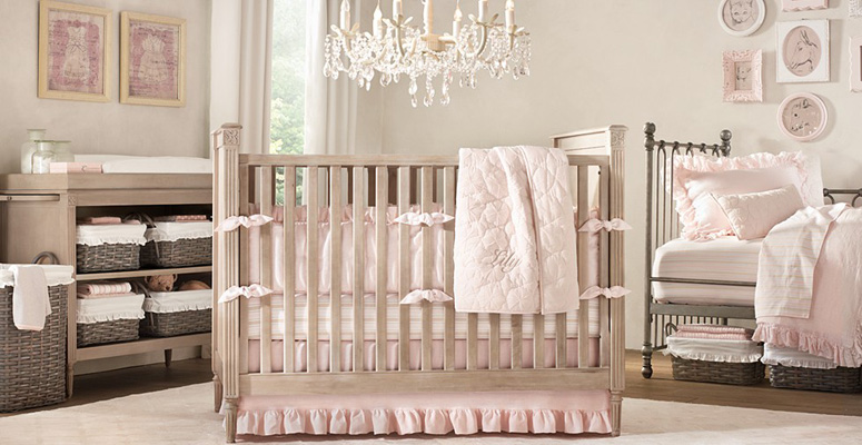 Restoration Hardware Nursery 2