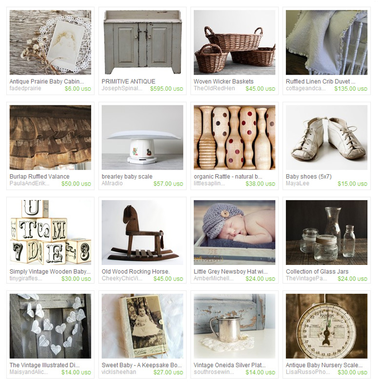 A Vintage Nursery Treasury