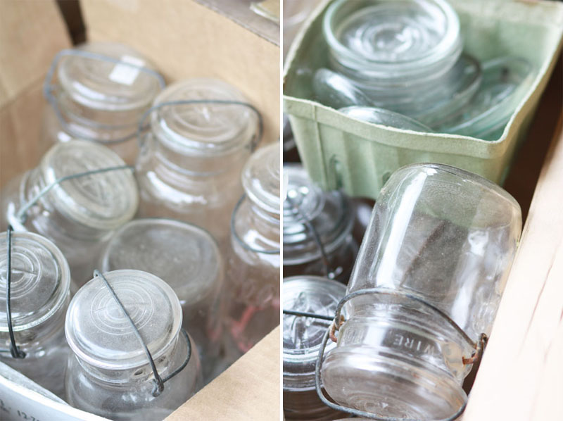 Atlas Glass Jars