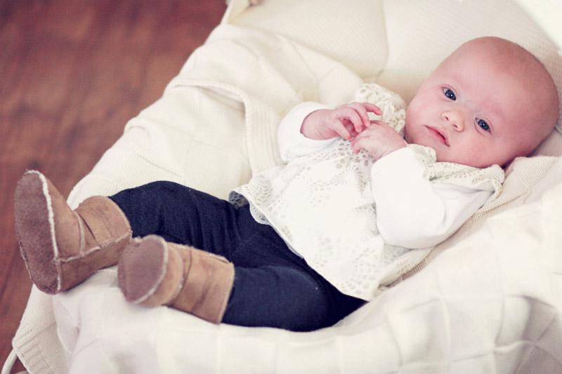 Hazel 6 months5