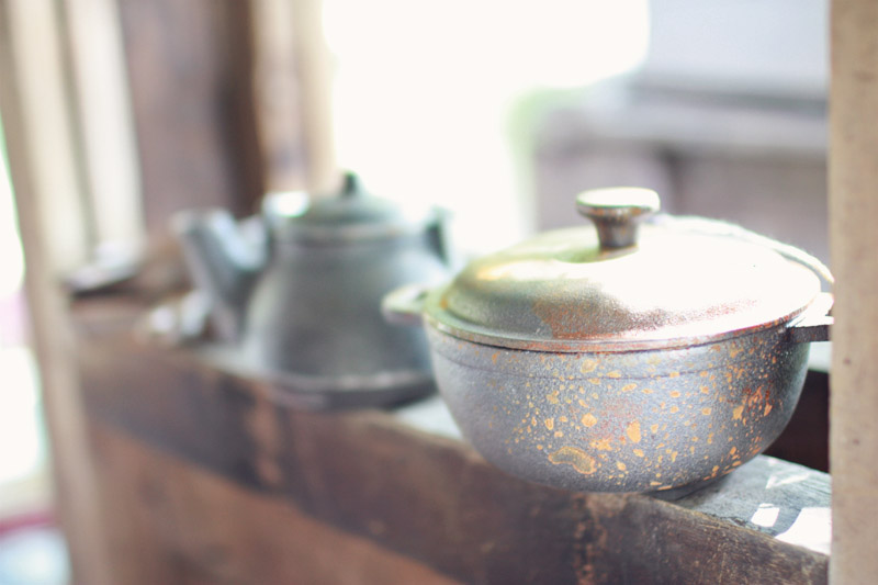 Vintage Cast Iron Cookware
