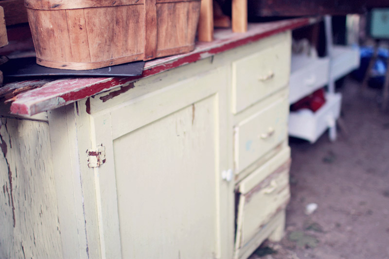Old Chippy Cabinet