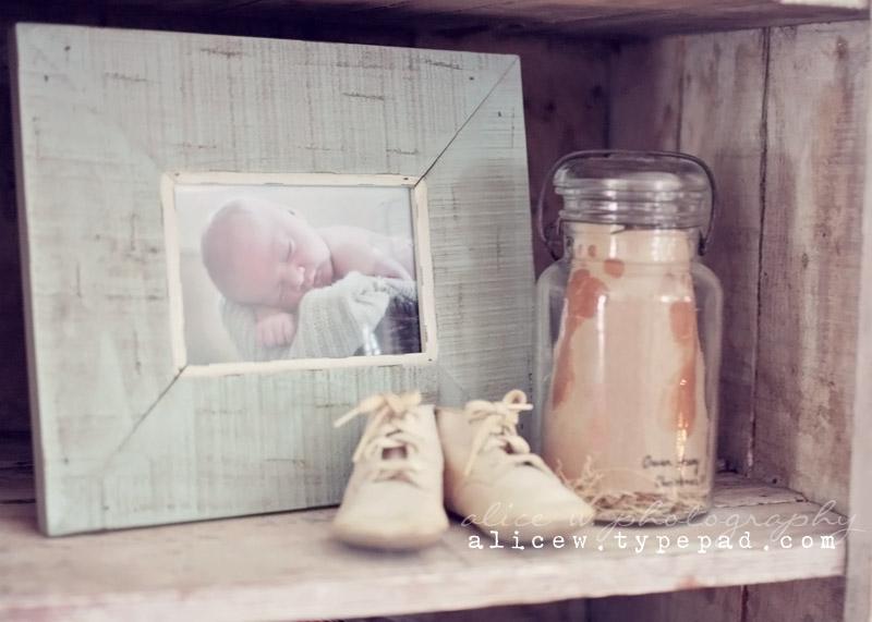 Baby Vignette