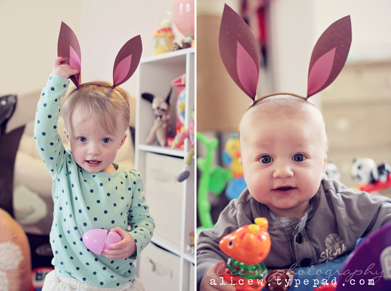 DIY Bunny Rabbit Ears
