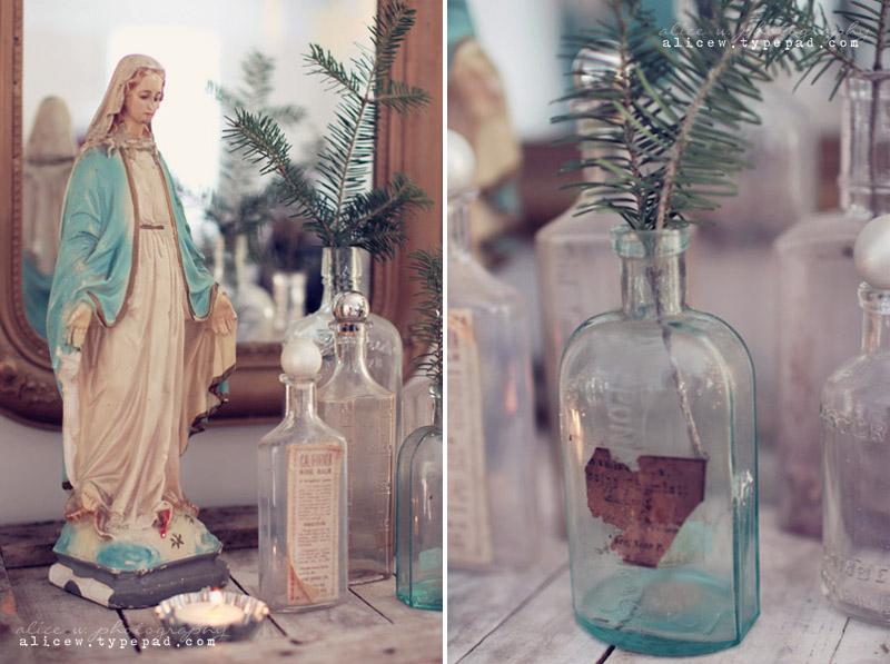Religious Christmas Vignette 2